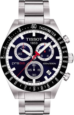 Image of Tissot T0444172104100 T Sport PRS 516 Watch - For Men