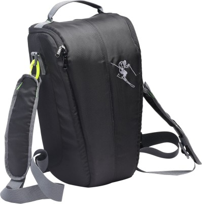 PINBALL DYNAMITE INSTANT CAMERA BAG  Camera Bag(Black)  available at flipkart for Rs.2949