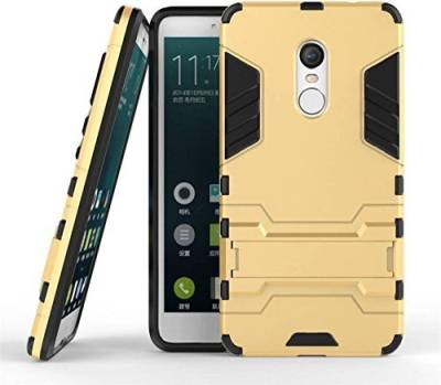 Smartbuy Rubber Plastic Dual Layer Case for Redmi Note 4