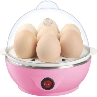 Tuzech Electric -Boiler/Poacher cum Food Steamer- Boiler Cooker ( Boils Potatoes, and Many More) Stylish Egg Cooker(7 Eggs)