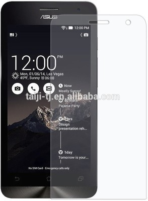 Snoogg Tempered Glass Guard for Asus Zenfone 6 A600CG