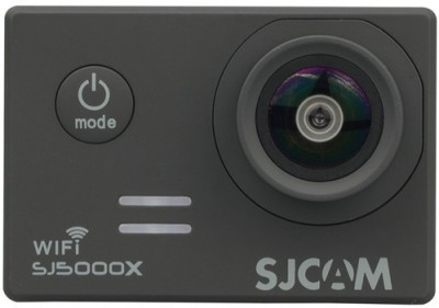 SJCAM SJ5000x ELITE 4K Sony IMX078 Waterproof WiFi Sports Action Camera Sports & Action Camera(Black)