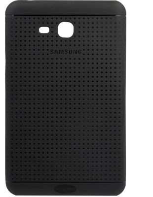 VAKIBO Back Cover for Samsung Galaxy Tab 3 Neo 7 inch(Black, Grip Case)