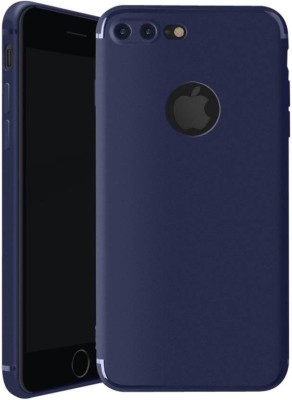 Wow Imagine Back Cover for Apple iPhone 7 Plus Blue, Silicon