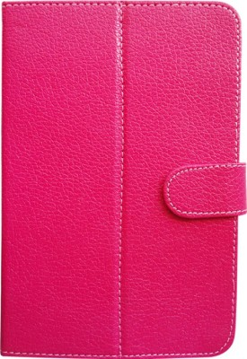 Fastway Book Cover for Reliance 3g tab V9A(Pink)
