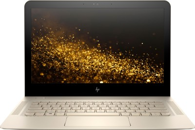 HP Envy Core i5 7th Gen - (8 GB/256 GB SSD/Windows 10 Home) 13-ab069TU Thin and Light Laptop(13.3 inch, Gold, 1.42 kg)