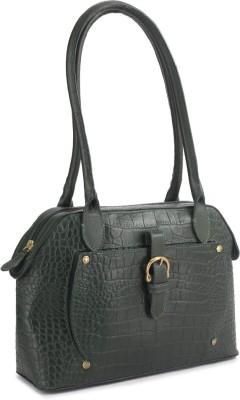 Hidesign Shoulder Bag(Green)