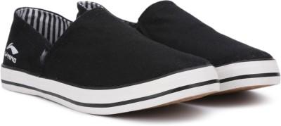 Li-Ning SKIPPER Loafers For Men(Black) at flipkart