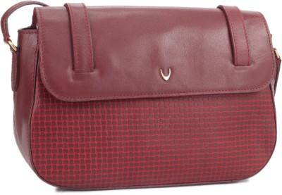 Hidesign VENUS 01 SB-MARAKKECH MELBOURNE RANCH-RED MARSALA Red Sling Bag at flipkart