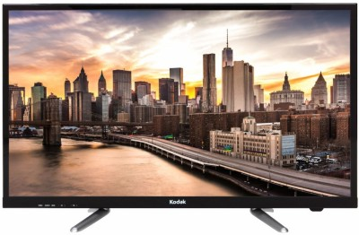 Kodak 80cm (32) HD Ready LED TV(32HDX1100s, 2 x HDMI, 2 x USB)