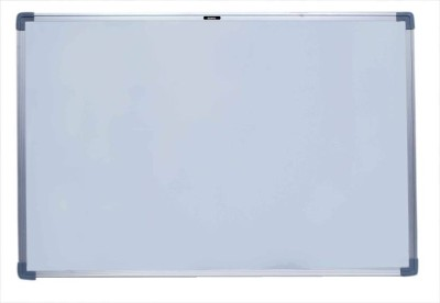 DCENTA Regular Non Magnetic Whiteboard 1ft x 1.5ft Classic White board(30 cm x 45 cm)