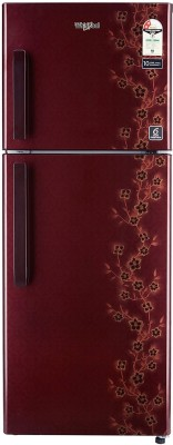 Whirlpool 245 L Frost Free Double Door Refrigerator(Wine Adonis, NEO FR258 CLS PLUS 2S)