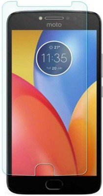 jolies Tempered Glass Guard for Motorola Moto E4 Plus