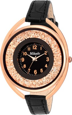 Mikado New Alaina collection casual analog watch for woman and girl Watch  - For Women
