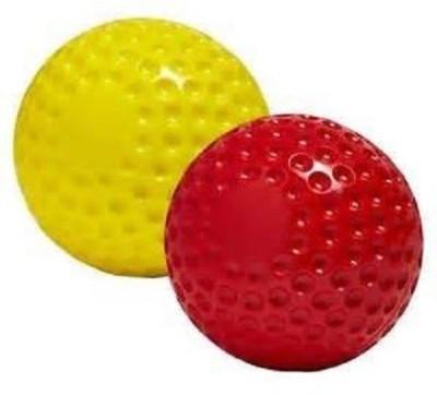 Forever Online Shopping coloured Hockey Ball(Pack of 2, Multicolor)