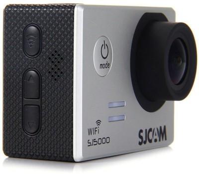 SJCAM SJ5000 Wifi 14MP 1080P 2.0  LCD Sports & Action Camera(Silver)