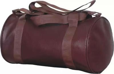 Star NV Bags  Expandable  Smartly 16 inch Gym Bag Brown