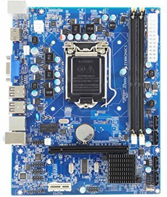 Zebronic H55 Socket 1156 / HDMI Port Motherboard