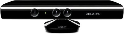 Microsoft XBox 360 Kinect Sensor with kinect sports ultimate collection  Motion Controller(Black, For Xbox)  available at flipkart for Rs.4990