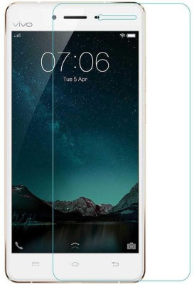 Spectacular Ace Tempered Glass Guard for Vivo V3 Max(Pack of 1)