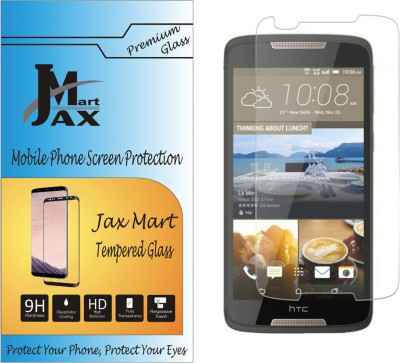 Jax Mart Tempered Glass Guard for HTC Desire 828(Pack of 1)