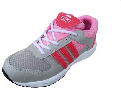 Port Wonder Women Tennis Shoes(Pink)