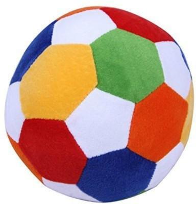 SANA TOYS Sana Multicolour soft ball cm 20   20 cm Multicolor SANA TOYS Soft Toys