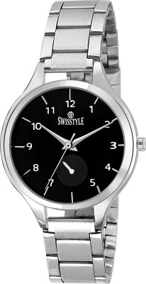 Swisstyle SS-LR628-BLK-CH  Analog Watch For Women