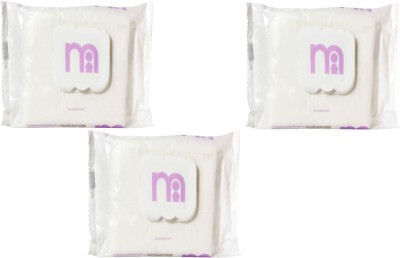 Mothercare Fragranced Baby lotion Soft Wet Wipes With lid  72Pcs x3 Pack 3 Wipes