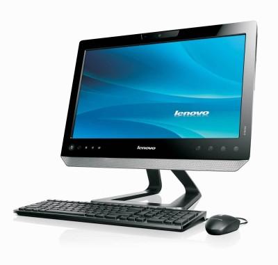 Lenovo - (Celeron Dual Core/4 GB DDR3/1 TB/Free DOS)(Black, 19.50 Inch Screen)