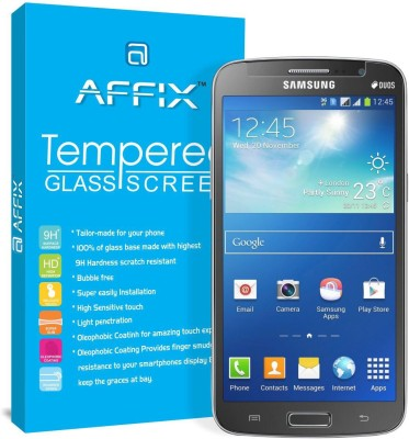 Peezer Tempered Glass Guard for Samsung Galaxy Grand 2