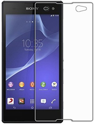 MobiChef Tempered Glass Guard for Sony Xperia C3(Pack of 1)