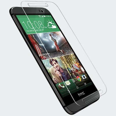 Accu-Rate Tempered Glass Guard for HTC One M8(Pack of 1)