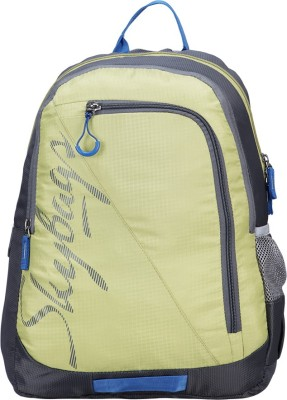Skybags Groove Plus 1 25 L Laptop Backpack(Green)