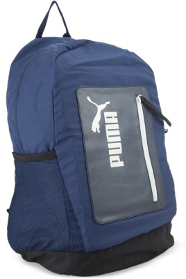 Puma PUMA Classic Medium Backpack 24 L Laptop Backpack(Multicolor)