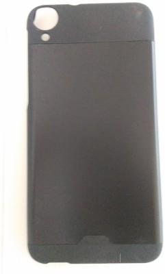 kelpuj Back Cover for HTC Desire 820(Black, Metal, Rubber) Flipkart