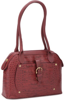 Hidesign Shoulder Bag(Red)