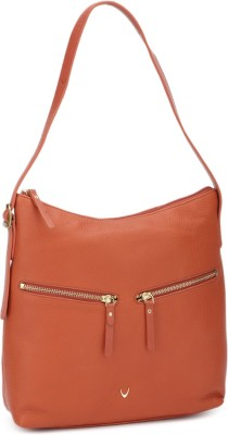 Hidesign Shoulder Bag(Brown)