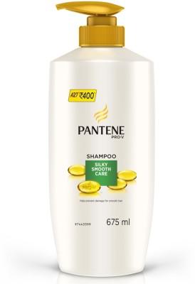 Pantene Silky Smooth Care Shampoo 675ml