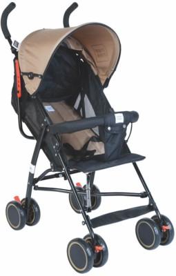 MeeMee Baby Stroller(3, Brown, Black)
