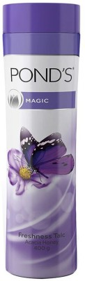 Ponds Magic Freshness Talc with White Beauty Facewash(400 g)