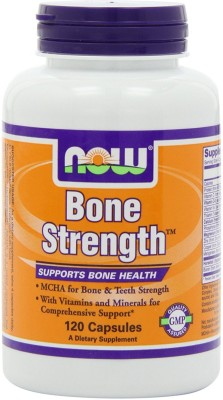 Now Foods BONE STRENGTH(120 No)