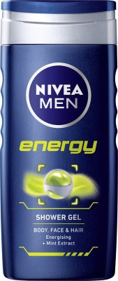 Nivea Men Energy Shower Gel(250 ml)
