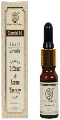 Khadi Natural Lavender Essential Oil (1 PACK)(15 ml)