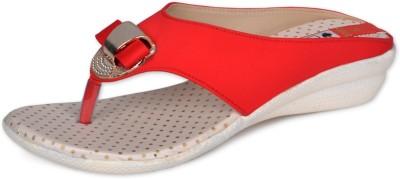 PIPILIKA Women Red, White Wedges PIPILIKA Wedges