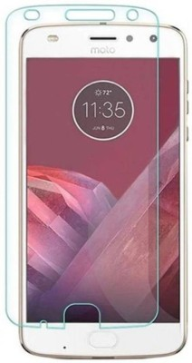 Bizone Tempered Glass Guard for Motorola Moto Z2 Play(Pack of 1)