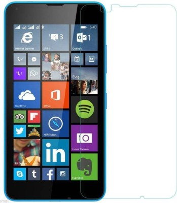 REZAWZ Tempered Glass Guard for Nokia Lumia 620(Pack of 1)