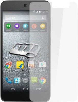 EASYBIZZ Tempered Glass Guard for MICROMAX BOLT Q325(Pack of 1)