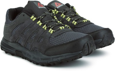 38236ffab8c 39% OFF on REEBOK ADVENTURE VOYAGER Outdoor Shoes For Men(Grey) on Flipkart