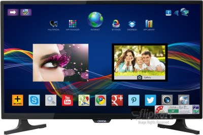 Onida Live Genius 80.04cm (31.5 inch) HD Ready LED Smart TV(LEO32HIB) at flipkart